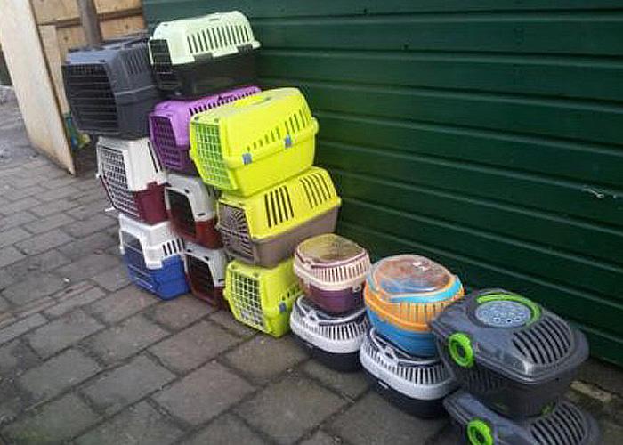 Reismandjes, vervoersboxen | Animal Home