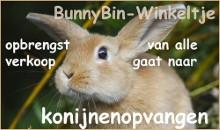 Steun BunnyBin!